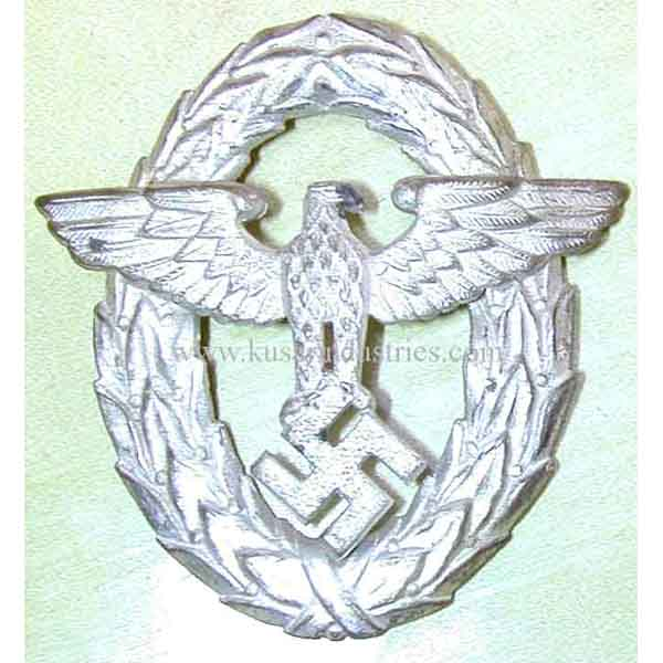 Metal Cap Badge