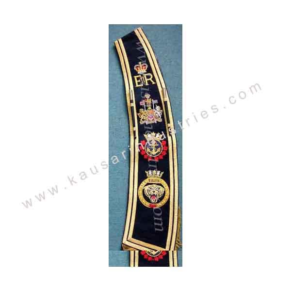 Masonic Collar/Sashes