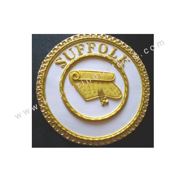 Masonic Regalia Badges
